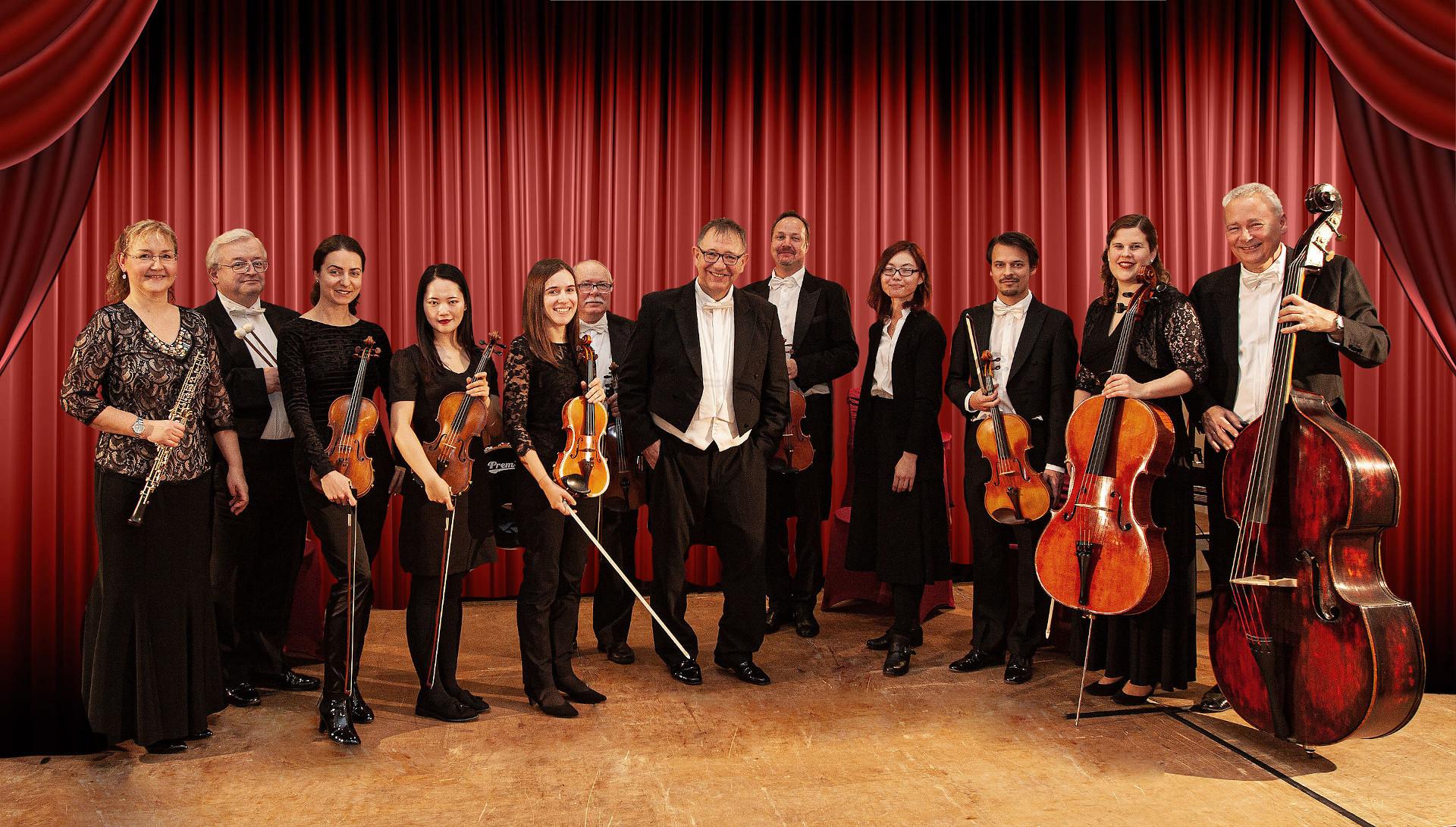Brandenburgisches Konzertorchester Eberswalde, Foto: Ulrich Blume