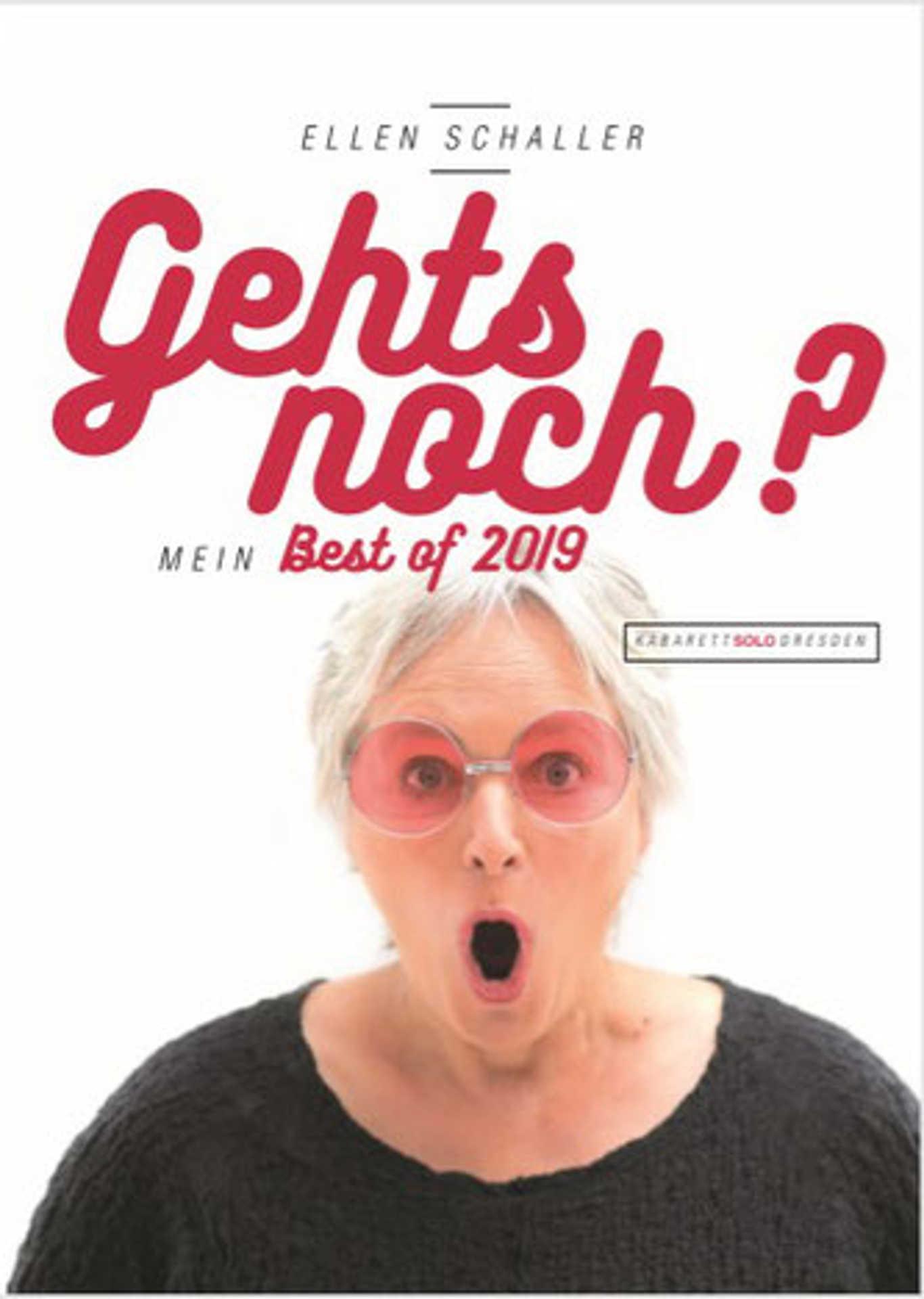"""Gehts noch?"" Mein Best of 2019 - Ellen Schaller"
