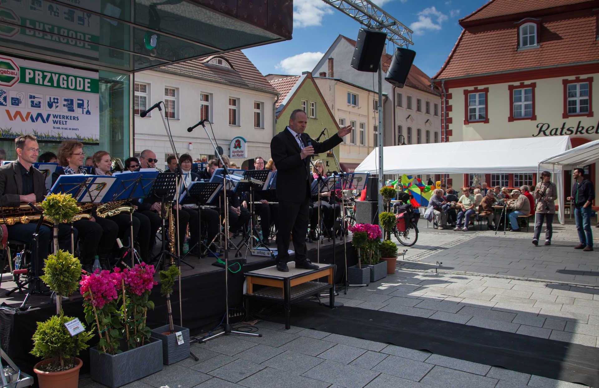 Musikverein Vetschau e.V. - Foto: Peter Becker