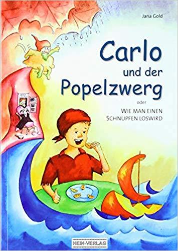 Carlo und der Popelzwerg von Jana Gold