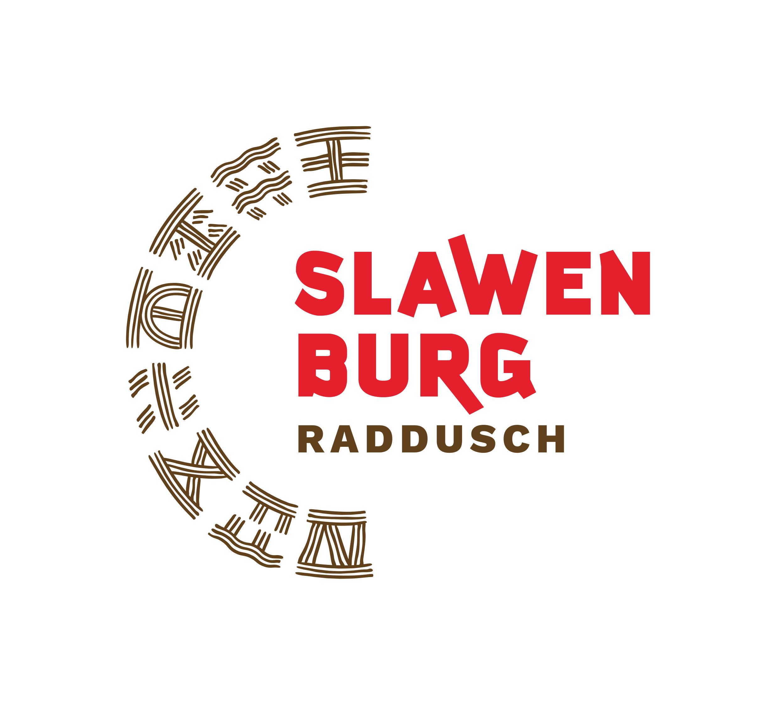 Logo Slawenburg Raddusch, Oe_Grafik