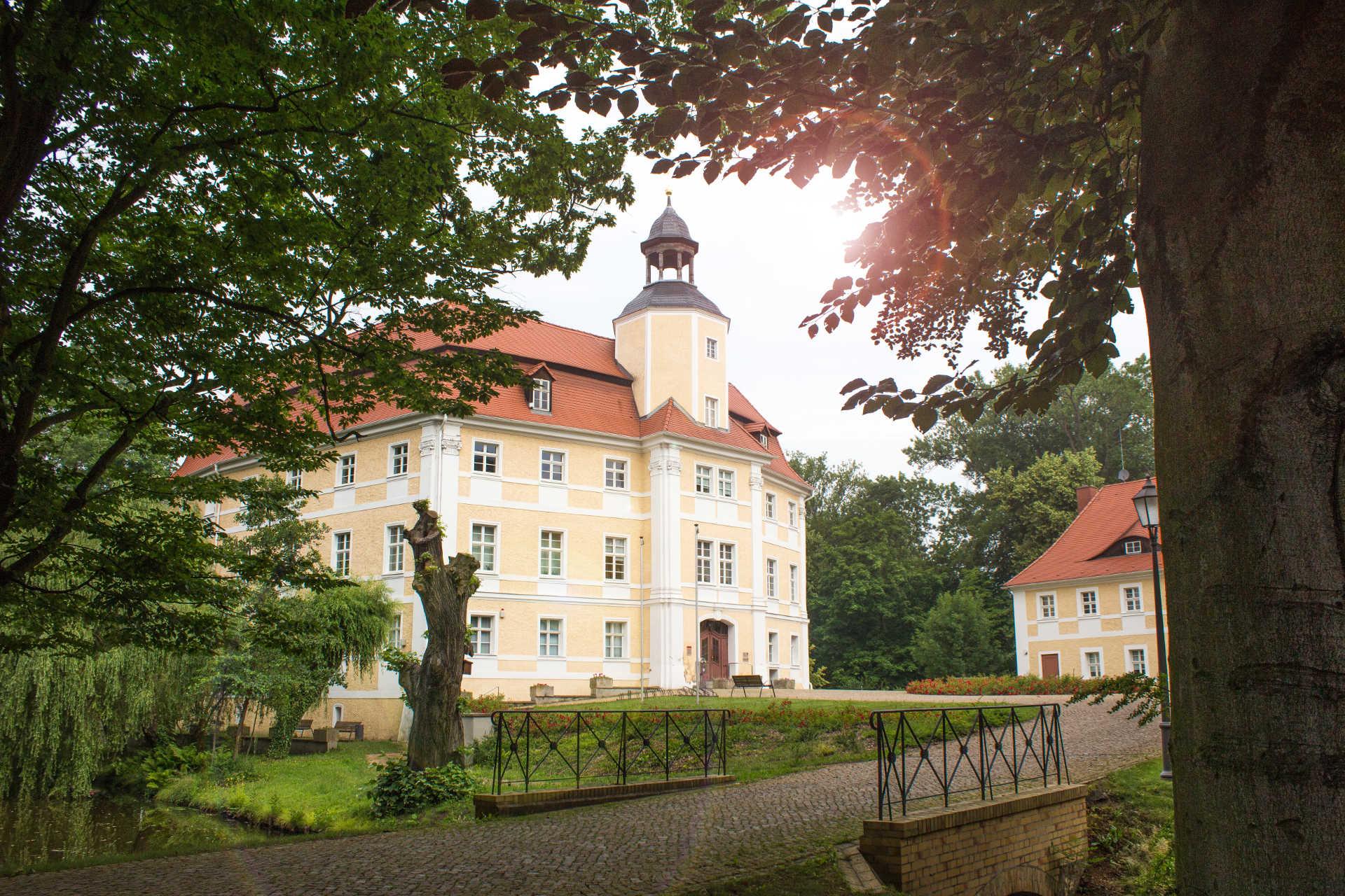 Schloss Vetschau/Spreewald, Foto: Markus Graf