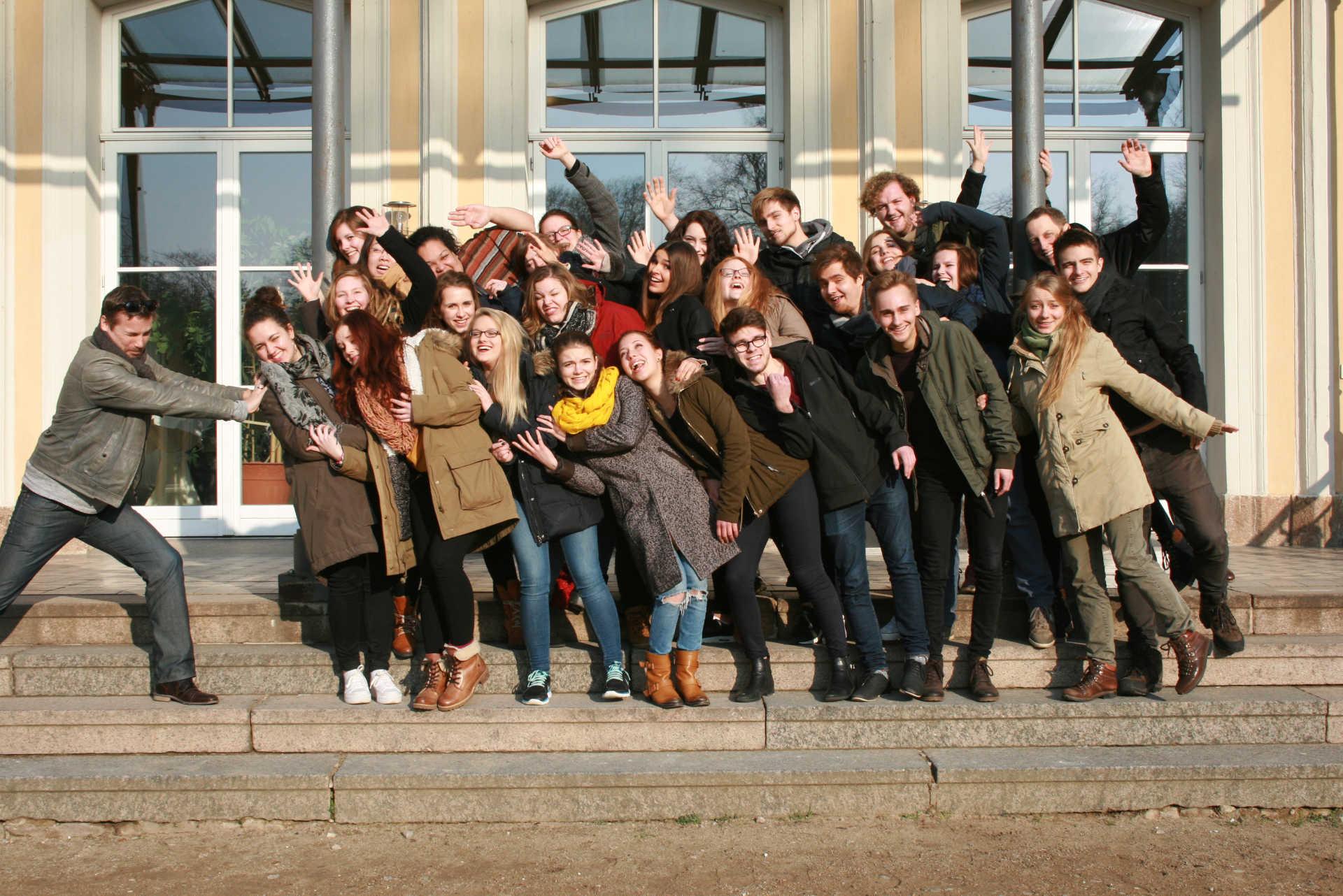 Young Voices - Landesjugend Jazz & Pop Chor Brandenburg