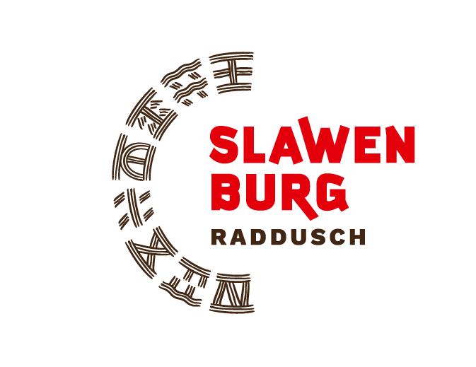 Logo Slawenburg, Ö Grafik