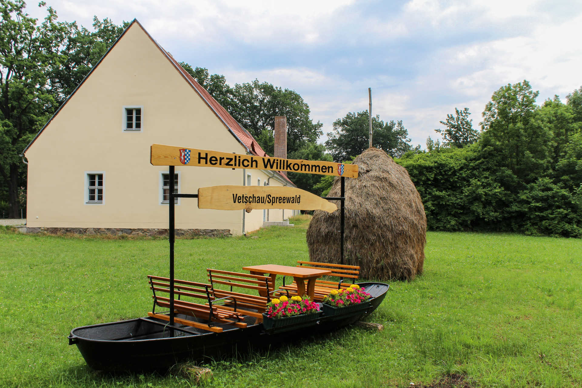 Tourist-Information Schlossremise, Foto: Markus Graf