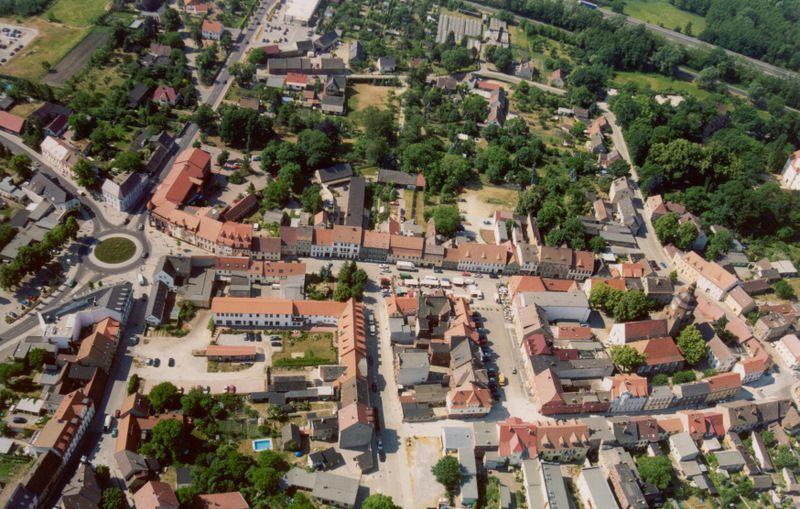 Altstadt Vetschau/Spreewald