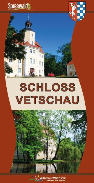 Flyer Schloss Vetschau