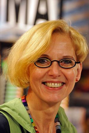 Franziska Steinhauer - Autorin aus Cottbus